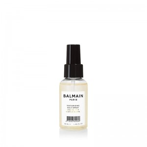 Spray na bazie soli nadający teksturę, Balmain Hair, Texturizing Salt Spray Travel Size 50 ml